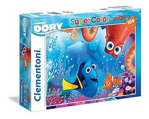 Clementoni Finding Dory - Bubble Buddies Maxi Puzzle 104 Piece