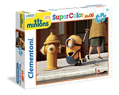 Clementoni Minions Maxi Puzzle 104 Piece