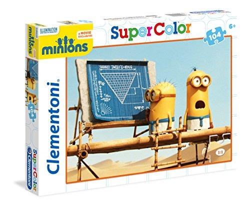 Clementoni Minions - Scientific Puzzle 104 Piece 1909 x 1319
