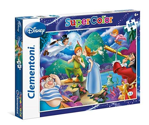 Clementoni Peter Pan Puzzle 104 Piece