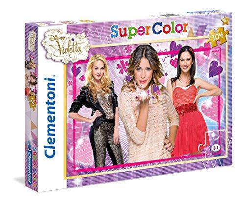 Clementoni Violetta Puzzle 104 Piece
