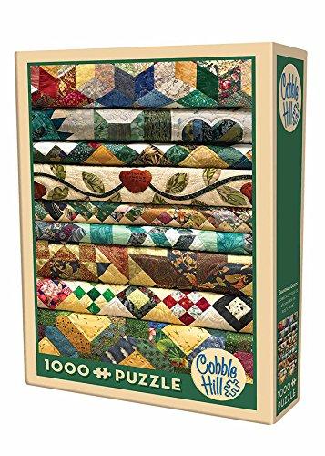 Cobble Hill Grandmas Quilts Jigsaw Puzzle 1000 Piece