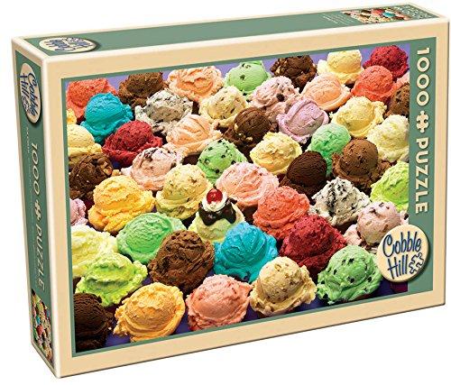 Cobble Hill Ice Cream Puzzle 1000 Piece