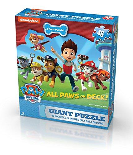 Paw Patrol Giant Puzzle 46-Piece