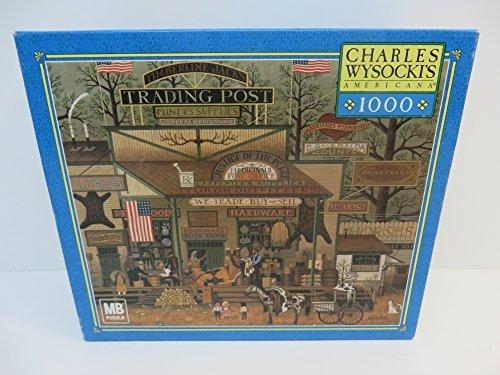 Charles Wysockis Americana Timberline Jacks 1000 Piece Puzzle