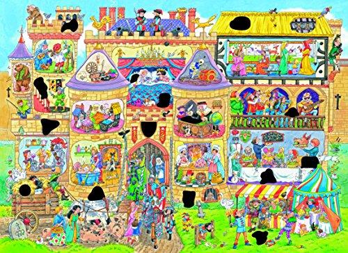 Galt Toys Inc Magic Castle Puzzle