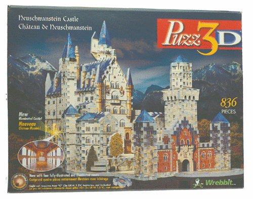 Puzz 3D - Neuschwanstein Castle Puzzle