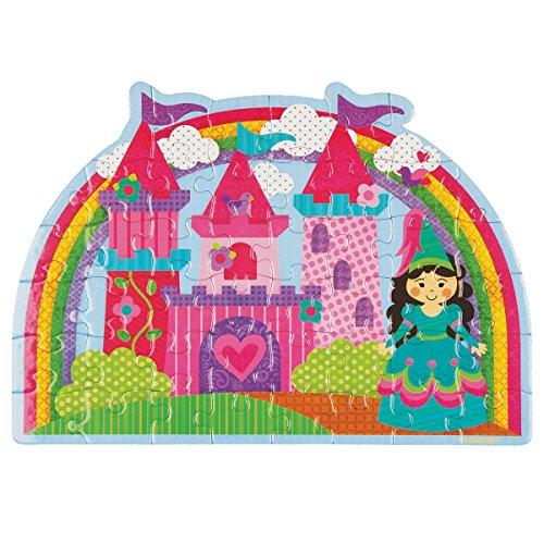 Stephen Joseph toys PrincessCastle Puzzle 48 Piece