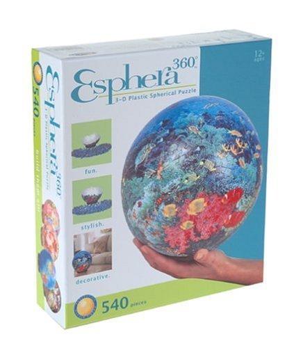 Esphera 360 9 Underwater Puzzle by Warren Puzzle