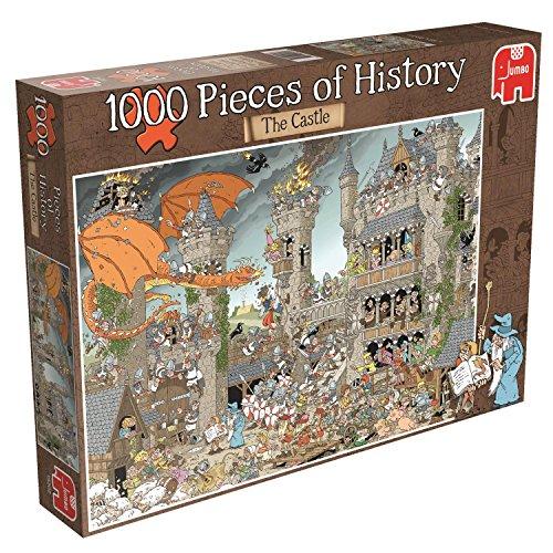 JUMBO The Castle Jigsaw Puzzle 1000 Piece