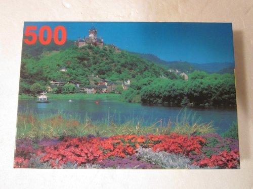 Jigsaw Puzzle 500 Piece Scenic Scape Series Castle