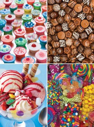 MasterPieces Sweet Shoppe Ice Cream Love Jigsaw Puzzle