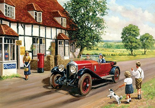 SunsOut Out In The Country Jigsaw Puzzle 500-Piece by SunsOut