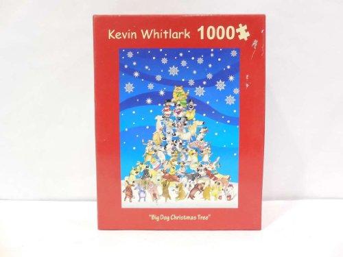 Big Dog Christmas Tree 1000 Pc Puzzle