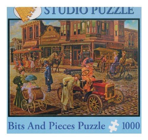 Bits Pieces 1000 Pc Puzzle - Lee Dubins Main Street
