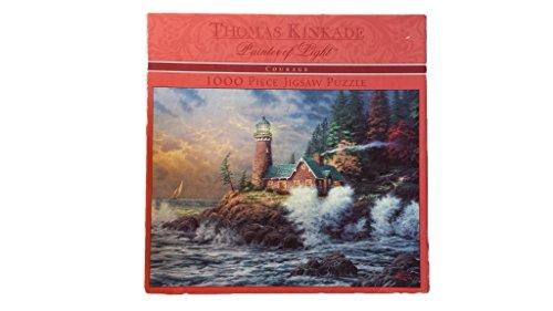 Thomas Kinkade Painter of Light Courage 1000 Pc Puzzle