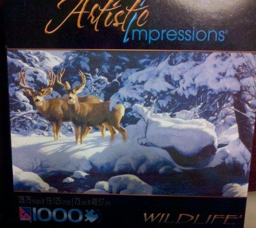 Wildlife Spirit of the West 1000 Pc Puzzle 73cm X 4857cm