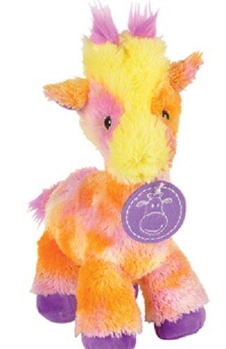 Tie Dye Giraffe Plush Stuffed Animal