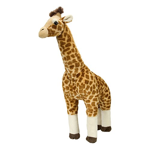 Wild Republic Giraffe Plush Stuffed Animal Plush Toy Gifts for Kids Cuddlekins 23 Inches