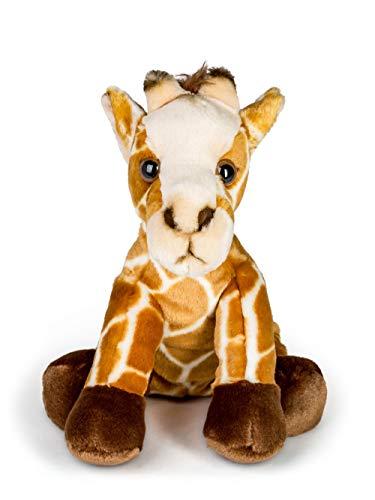 Wildlife Tree 10 Inch Stuffed Giraffe Plush Floppy Animal Kingdom Collection