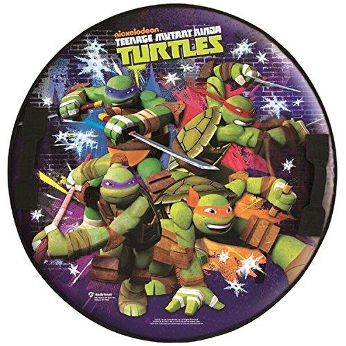 Hedstrom Teenage Mutant Ninja Turtles Round Snow Speedster Sled