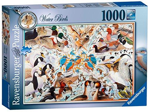 Ravensburger Avian World No2 - Water Birds 1000pc Jigsaw Puzzle