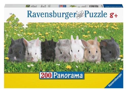 Ravensburger Rabbit Parade XXL 200 Piece Puzzle