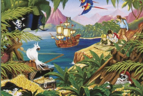 Ravensburger Treasure Hunt - 200 Piece Puzzle