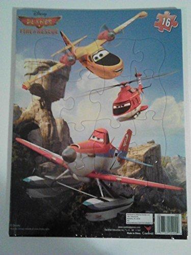 Disney Planes Fire Rescue 16 Piece Puzzle