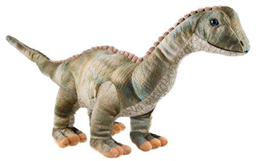 Plush Green Brachiosaurus Dinosaur - Ultra Soft Stuffed Animal