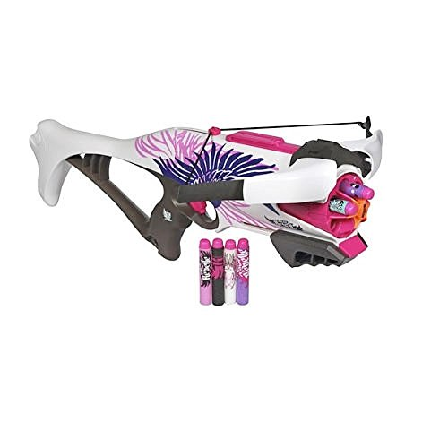 Nerf Rebelle Guardian Crossbow Blaster Discontinued by manufacturer