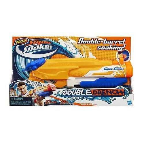 Nerf Super Soaker Double Drench Blaster