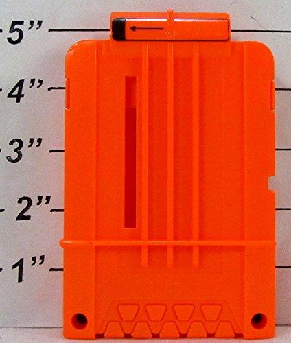 NERF N-Strike Ammo 6-Dart Cartridge Magazine Clip Replacement