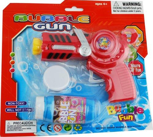 Bubble Fun Kids Bubble Blower Toy - No Batteries Needed