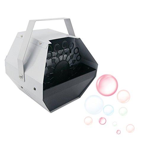 CO-Z Portable Automatic Bubble Machine Maker for Kids Party
