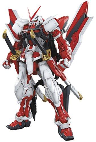 Bandai Hobby MG Gundam Kai Model Kit 1100 Scale Astray Red Frame
