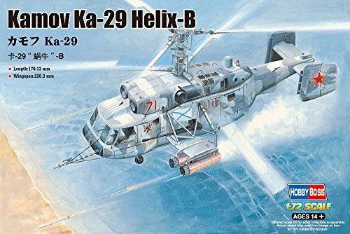 Hobby Boss Kamov Ka-29 Helix-B Airplane Model Building Kit