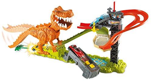 Hot Wheels T-Rex Takedown Playset