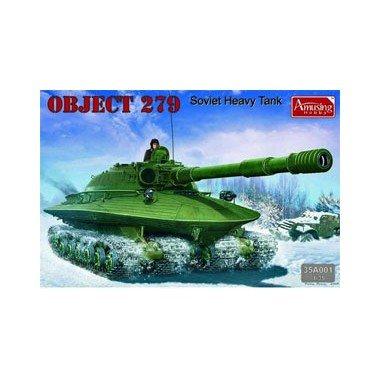 Amusing Hobby 135 Soviet Heavy Tank Object 279 35A001