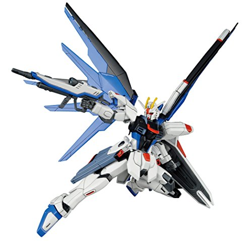 Bandai Hobby 1144 HGCE Freedom Gundam Action Figure