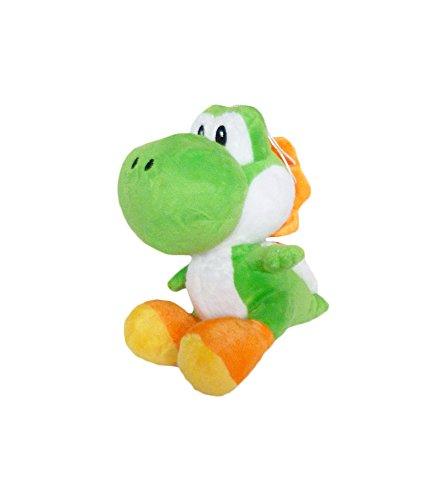 Nintendo Super Mario Yoshi Plush 6 Inch Green