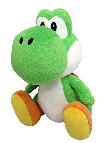 Sanei Super Mario All Star Collection 8 Yoshi Plush Small