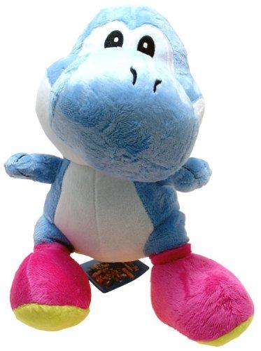 Super Mario Brothers  Yoshi Plush - 10 Blue