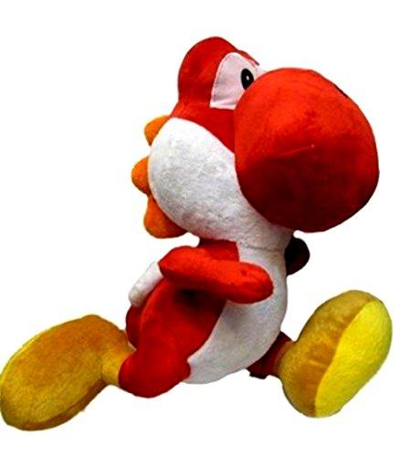 Super Mario Pink Running Yoshi 12 Plush Special Edition