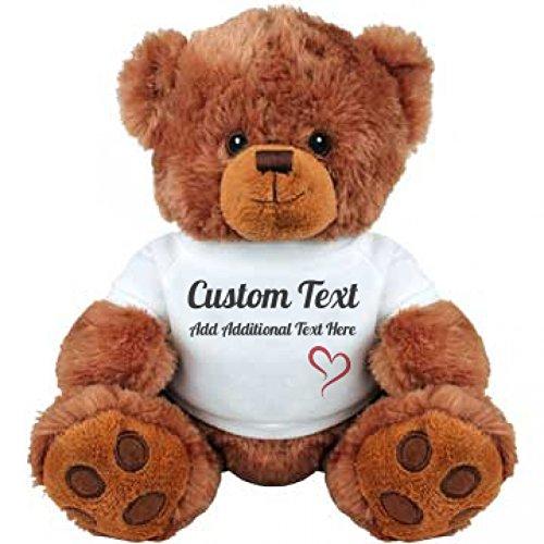 Cute Custom Teddy Bear Gift Medium Plush Teddy Bear