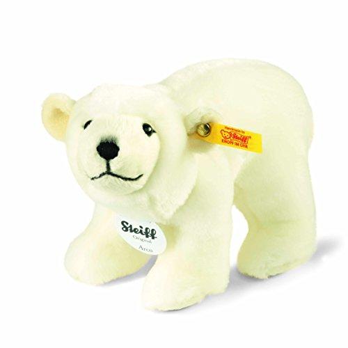 Steiff Arco Polar Bear Plush White