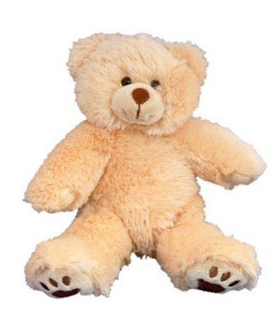 Baby Heartbeat Bear - Recordable stuffed 8 teddy bear by BEARegards Comfort Bears