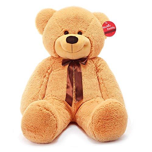Niuniu Daddy 395 Teddy Bear  Super Cute Huggable Stuffed Plush Animal Pillow Toy