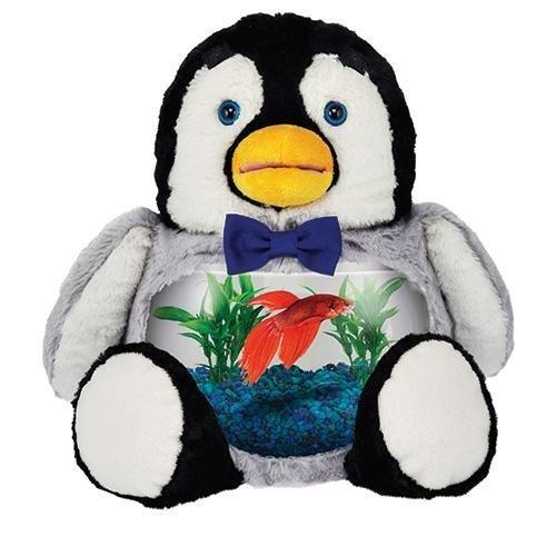 Teddy Tank Charming Penguin