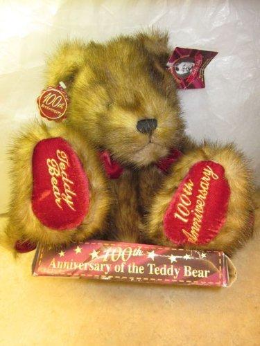 Teddys Teddy 100th Anniversary of the Teddy Bear 12 Plush